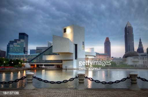 Storm Clouds Over Cleveland