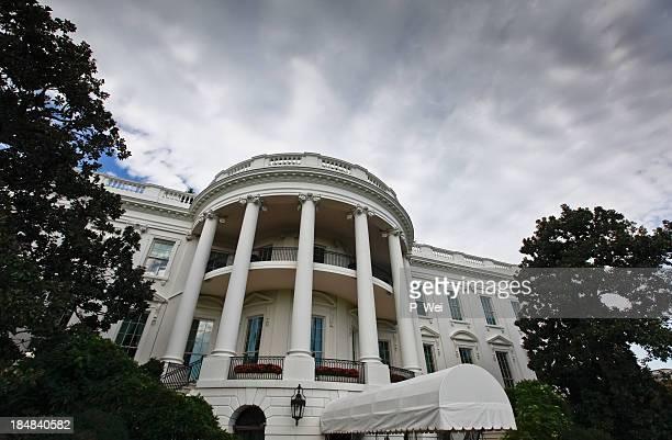 Storm Clouds de la Maison Blanche