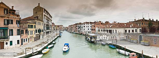 Nubi di tempesta su Venezia