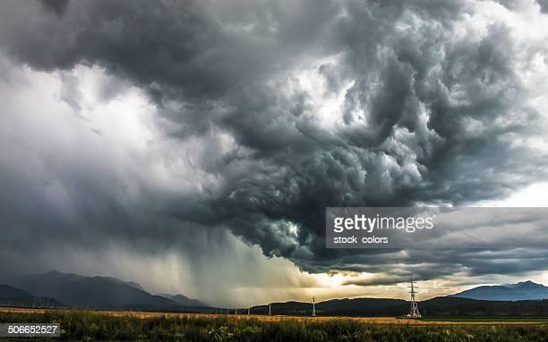 storm Ciel menaçant