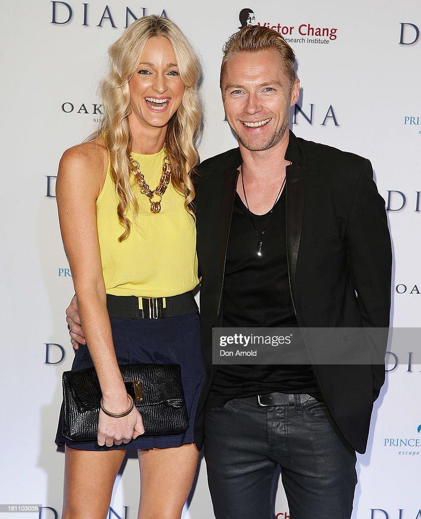 """Diana"" Australian Premiere - Arrvals"