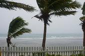 Storm in the Yasawa Islands