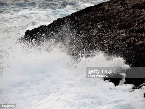 Storm on Malta