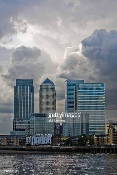 Storm over finance
