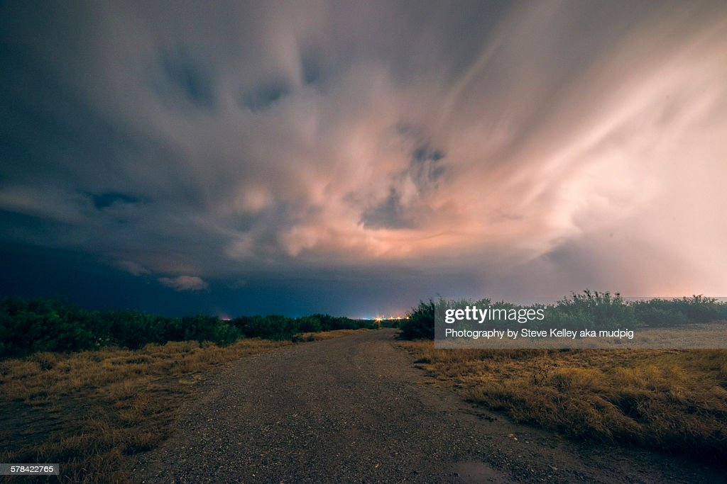 Storm over the Border