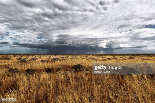Storm over the Nullarbor