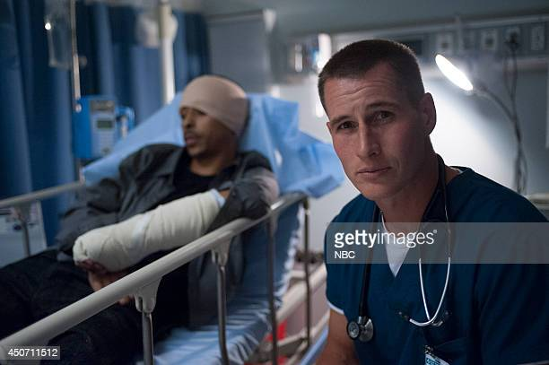 SHIFT 'Storm Watch' Episode 104 Pictured Brendan Fehr as Drew