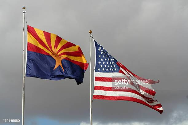 Stormy Flags