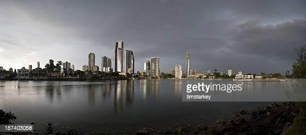 stormy gold coast