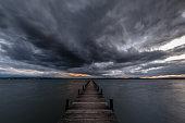 Stormy Lake