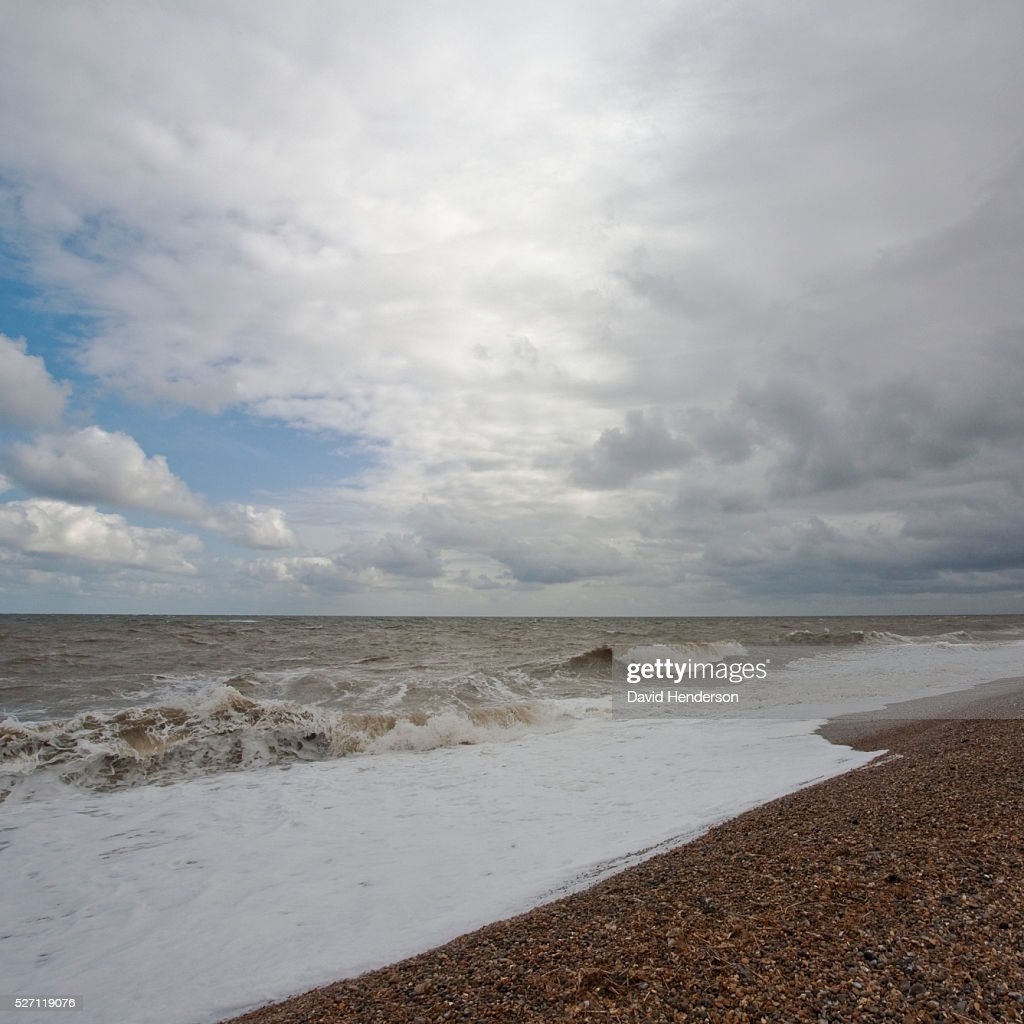 Stormy seas : Stock Photo
