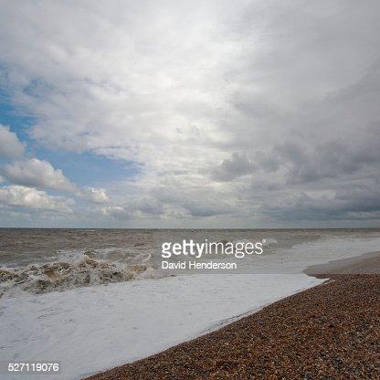 Stormy seas : Stock Photo