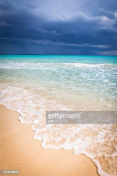 Vehemente sky a la playa