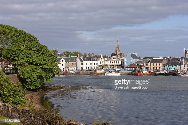 Stornoway Hebrides Stock Photos And Pictures Getty Images