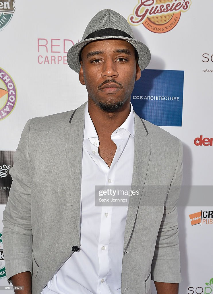 CJ Story attends the 6th Annual 'Where Hip Hop Meets Couture' Fashion Show at Dog Patch Wine Works on March 30, 2013 in San Francisco, California.