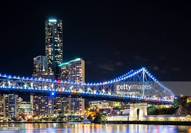 Story bridge blues