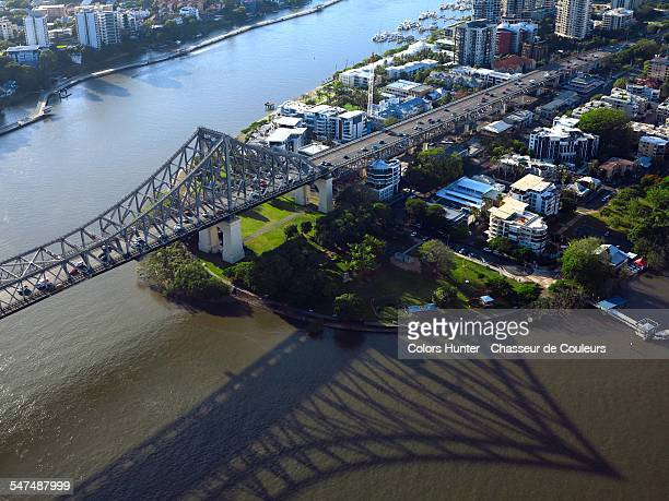Story Bridge Shadow