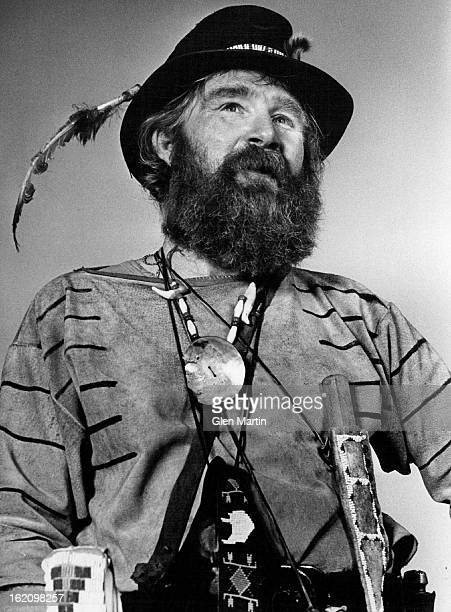 JUN 15 1977 JUN 18 1977 Storyteller Maintains Colorado History Hasn't Gotten Attention It Deserves Richard Morgan who spices his tales with *****...