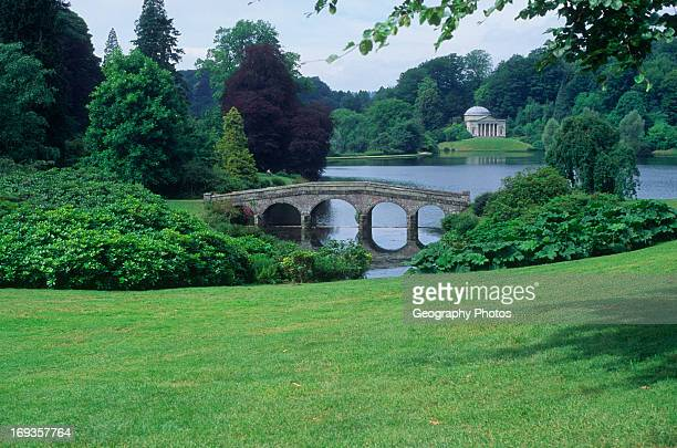 Stourhead Stock Photos And Pictures Getty Images