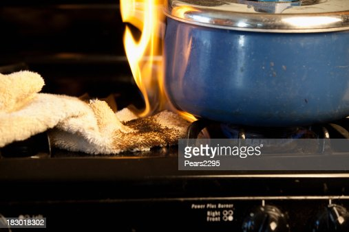 Stove Fire Series