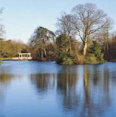 Stowe Landscape Gardens by Brown Lancelot known as Capability Brown Bridgeman Charles Kent William 18th Century