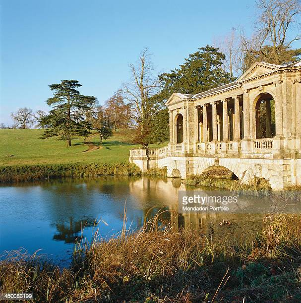 Stowe Landscape Gardens by Brown Lancelot known as Capability Brown Bridgeman Charles Kent William 18th Century