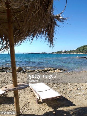 strand : Foto de stock
