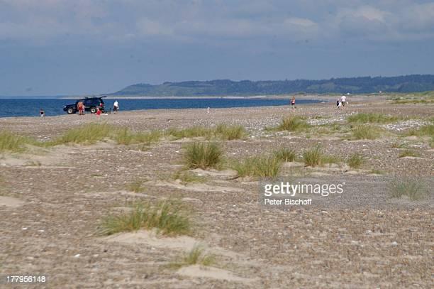 Strand von Klim Jütland Dänemark Europa Auto Reise