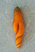 strange carrot