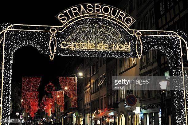 Strasbourg Hotel, Weihnachts-Hauptstadt
