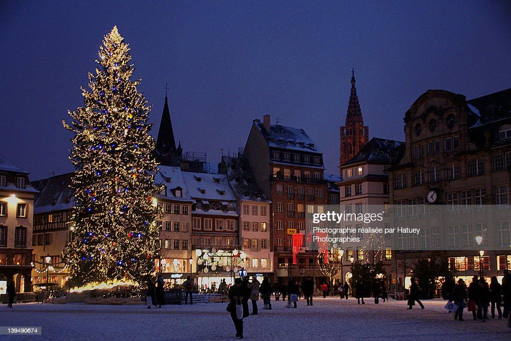 Strasbourg De Noel capital