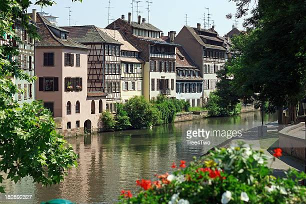 Strasbourg :フランス四半期プチ