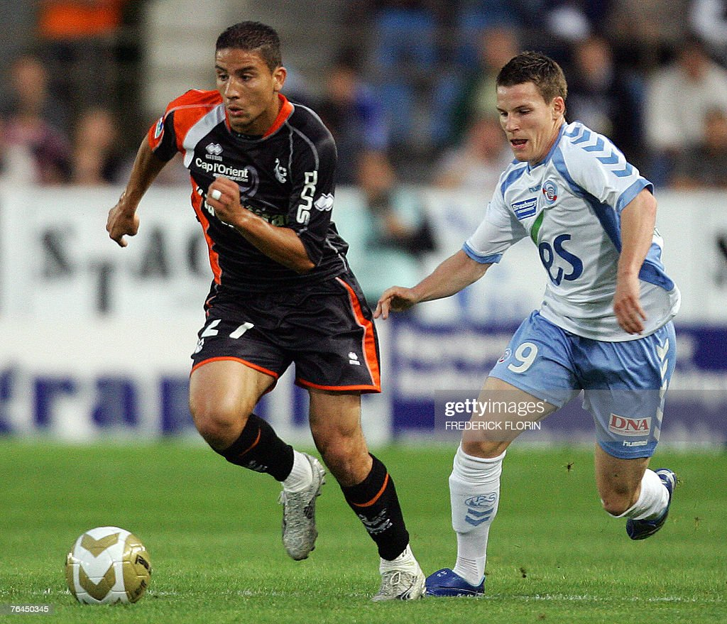 Strasbourg v Lorient s and