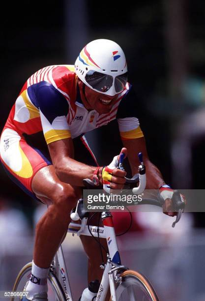 RAD Strassenrennen/Maenner ATLANTA 1996 3896 Miguel INDURAIN/ESP GOLD MEDAILLE