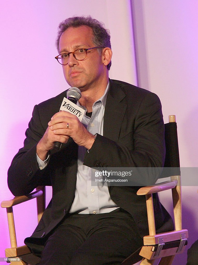 Strategy, Business Development & Worldwide Distribution at Starz John Penney speaks onstage at Variety's Spring 2013 Entertainment and Technology Summit Co-Produced with Digital Hollywood at Ritz Carlton Marina Del Rey on April 29, 2013 in Marina del Rey, California.
