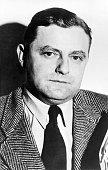 Strauss Franz Josef Politiker CSU D Portrait 1953