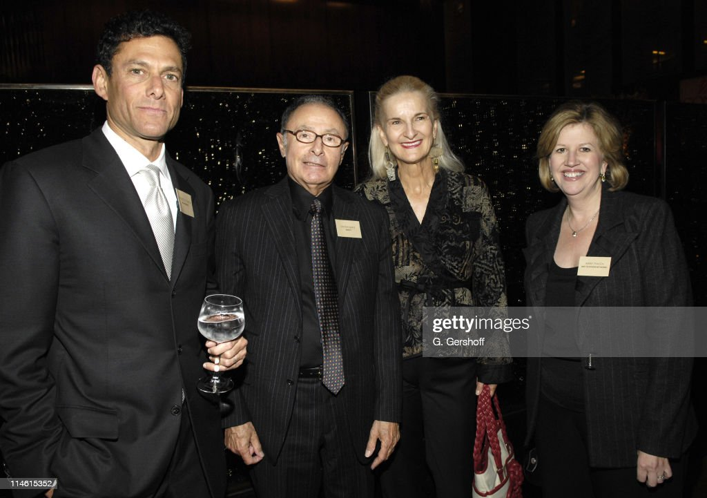 Strauss Zelnick Zelnick Media Peter Bart EditorinChief Variety Phyllis Fredette and Abbe Raven AE Networks