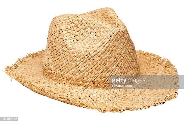 Straw woven sun hat