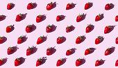 Pattern, background, berries