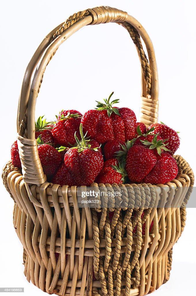 Erdbeeren : Stock-Foto