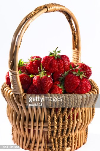 Fragole : Foto stock