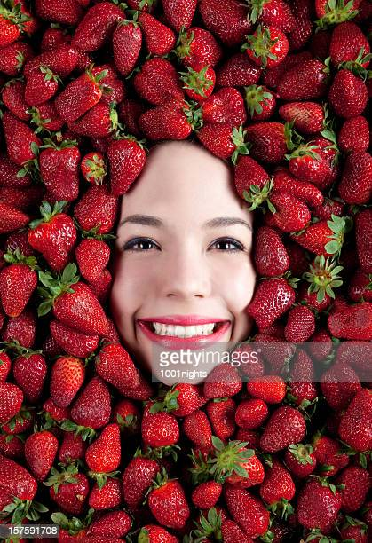 Strawberry Girl
