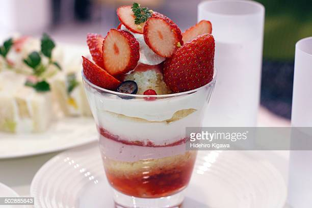 Strawberry Parfait