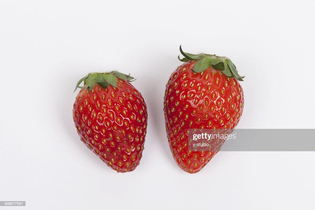 - Erdbeere : Stock-Foto