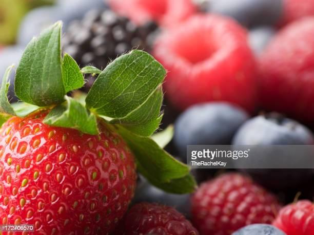 strawberry Stillleben