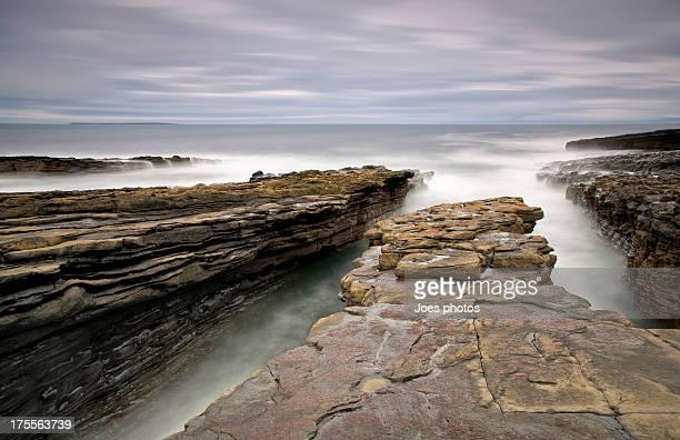 Streedagh Rocks