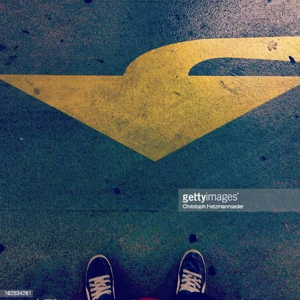 Street Arrow