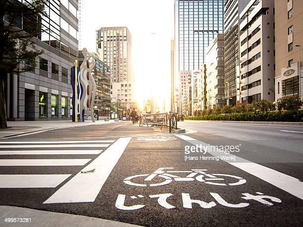 Street at Shinjuku, Tokyo