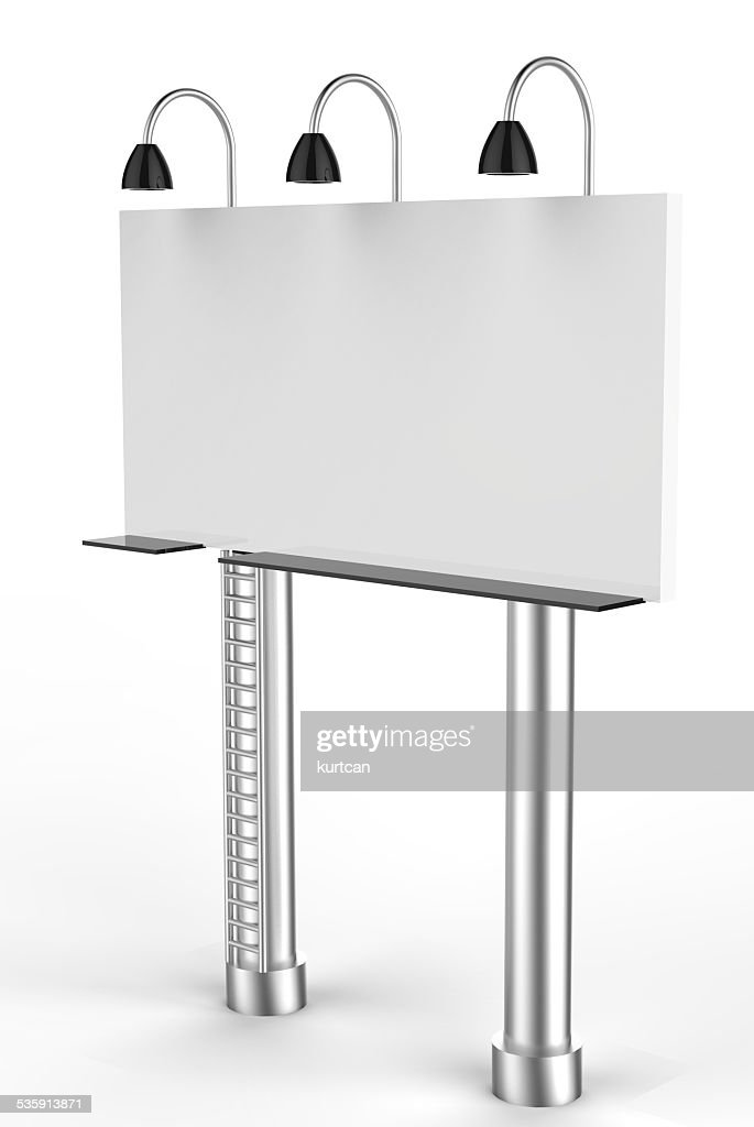street billboard : Stock Photo
