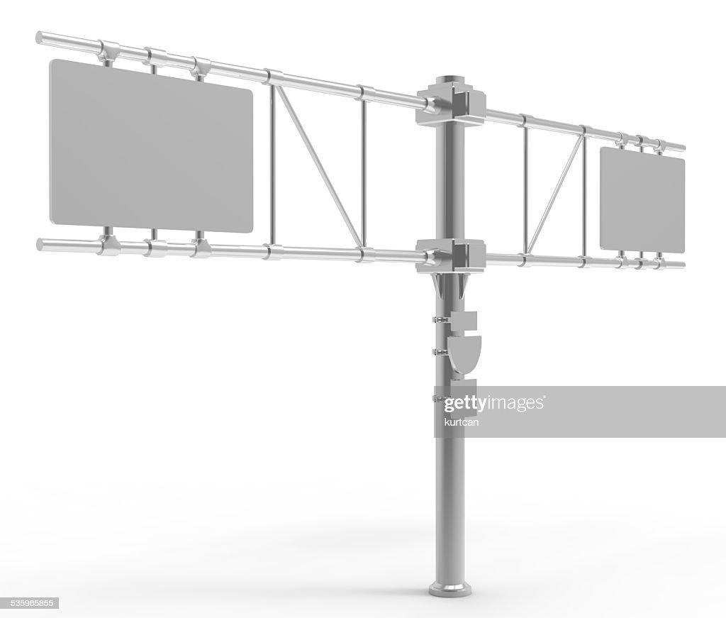 street billboard : Stock Photo